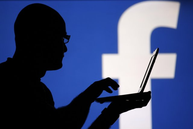 Facebook célébrera aujourd'hui son anniversaire avec 1,23 milliard... (PHOTO DADO RUVIC, REUTERS)