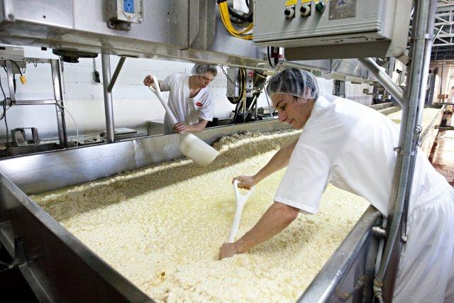 Afin que les producteurs de fromages québécois soient bel et bien dédommagés... (Archives)