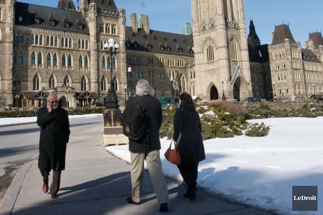 Les négociations entre l'Alliance de la fonction publique du Canada (AFPC) et... (Simon Séguin-Bertrand, Archives LeDroit)