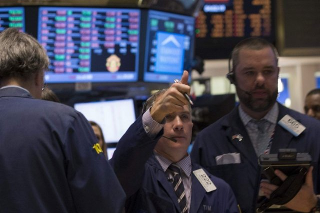 «Le marché des actions américain, même s'il est... (PHOTO BRENDAN MCDERMID, REUTERS)