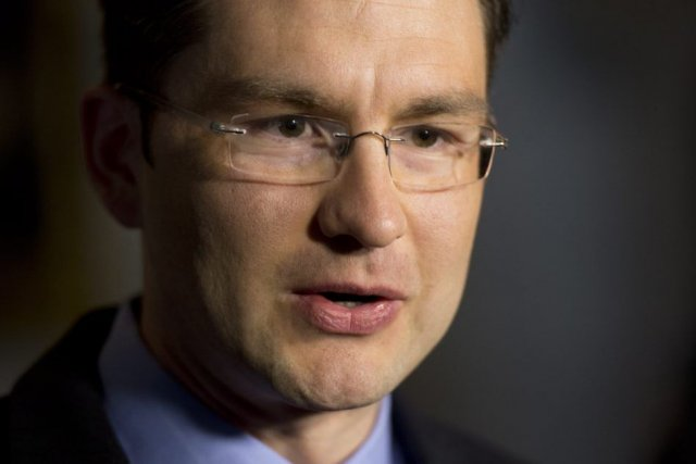 Pierre Poilievre... (Archives La Presse Canadienne)