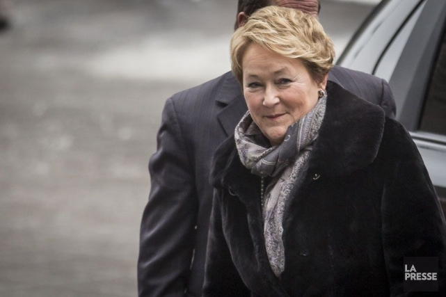 Pauline Marois... (Photo archives La Presse)