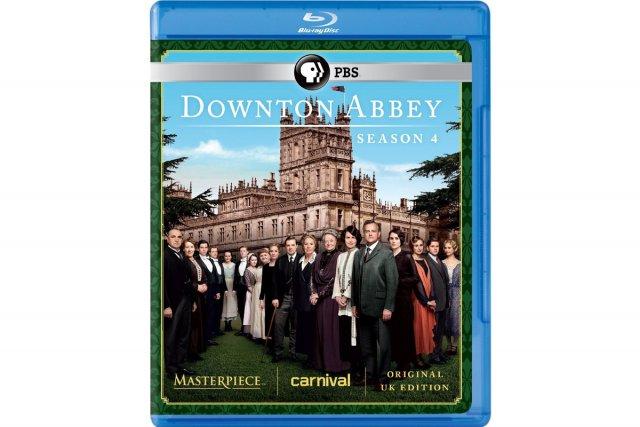 La quatrième saison de Downton Abbey (huit épisodes plus le traditionnel...
