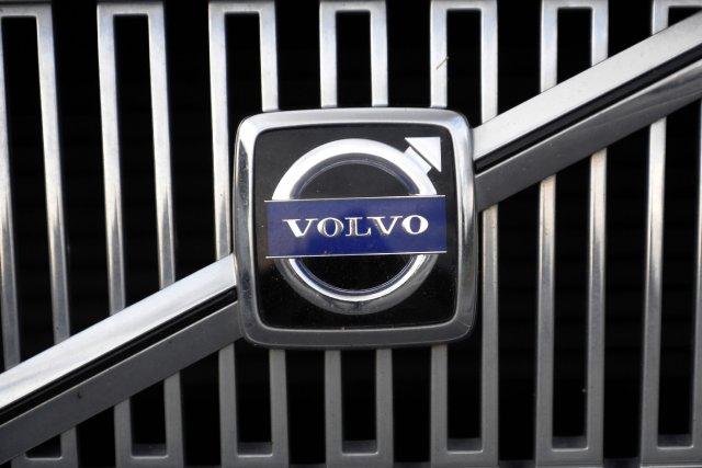 Le constructeur suédois Volvo, propriété du chinois Geely depuis 2010,... (Photo archives AFP)