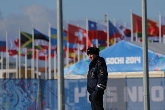 Les États-Unis conseillent à leurs athlètes d'éviter de... (Photo: AFP)