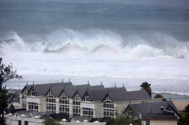 Le réchauffement du climat est souvent associé à... (Photo AFP)