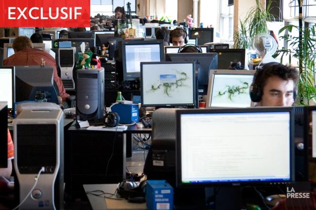 GameLoftemploie déjà 415 personnes à son studio de... (PHOTO MARCO CAMPANOZZI, ARCHIVES LA PRESSE)