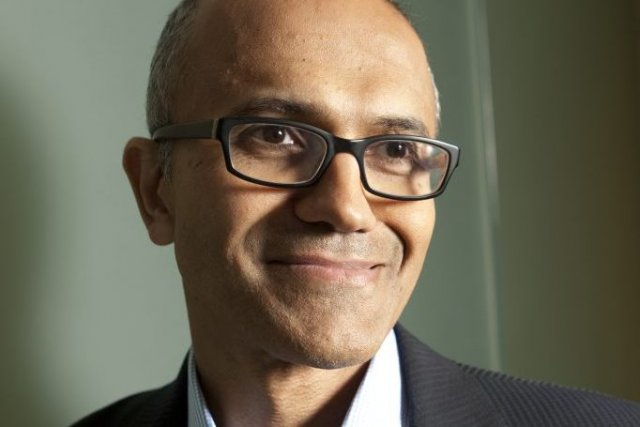 «Satya Nadella fait figure de valeur sûre, mais... (PHOTO KEVIN P. CASEY, THE NEW YORK TIMES)