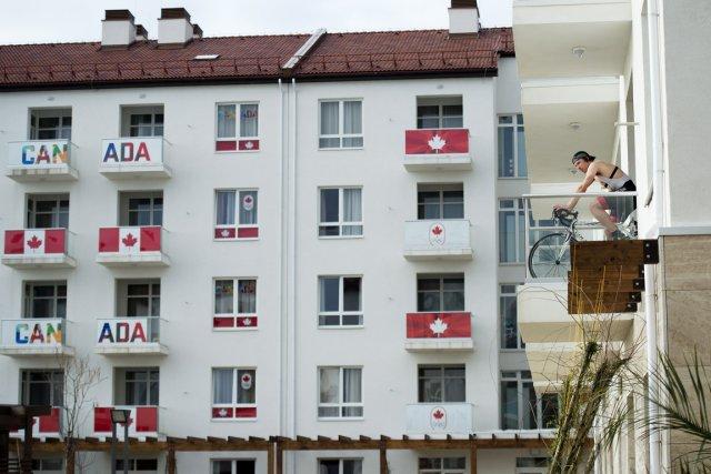Plusieurs hôtels ont été construits pour héberger les... (Photo Nathan Denette, PC)