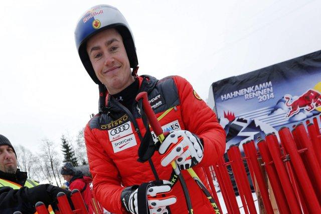 Erik Guay va-t-il enfin mettre une médaille olympique... (Photo Shinichiro Tanaka, AP)
