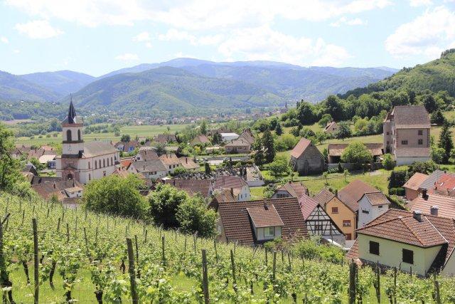 À l'étranger, les vins d'Alsace ont enregistré leur... (Photo Digital/Thinkstock)