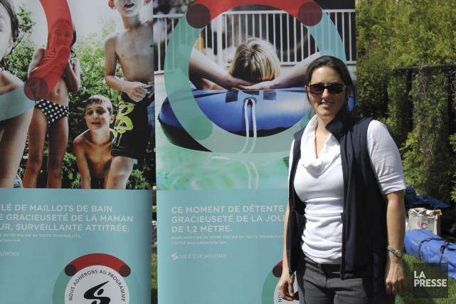 Directrice aux opérations et service à la clientèle... (Photo La Presse)
