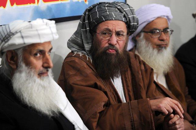 «Si les Américains restent en Afghanistan, il n'y... (PHOTO AAMIR QURESHI, AFP)