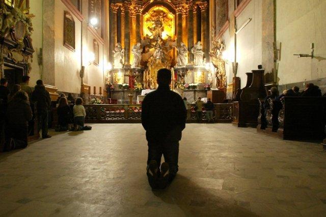La Pologne est le plus catholique des pays... (Photo: Reuters)