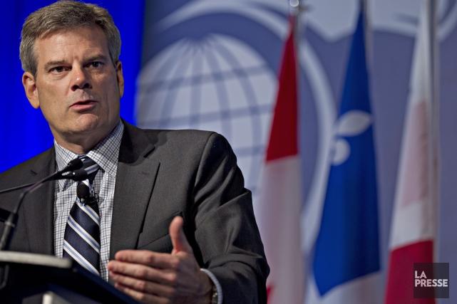 Le gouvernement fédéral a annoncé mercredi la nomination de Benoit Daignault au... (Photo Olivier Jean, Archives La Presse)