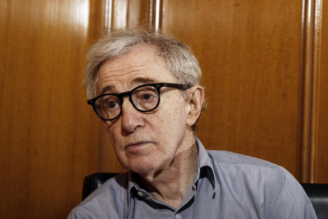 Woody Allen... (Photo: AP)