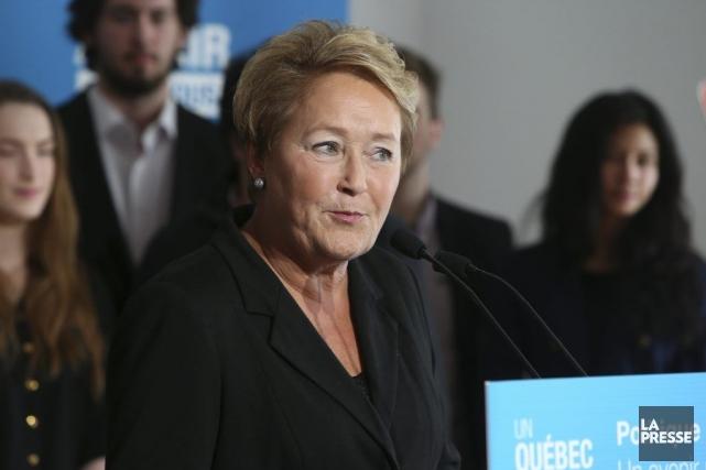 Le cabinet de Mme Marois a expliqué que... (Photo Martin Chamberland, La Presse)