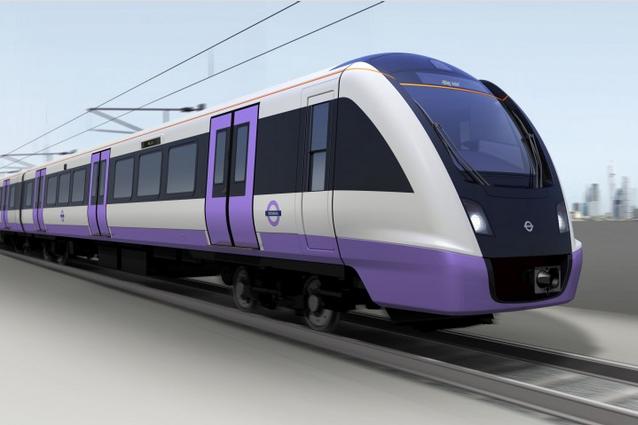 Ces trains seront assemblés dans l'usine de Bombardier... (Image fournie par Bombardier)