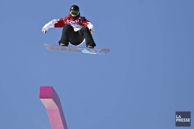 Le Québécois Maxence Parrot a obtenu la meilleure... (Photo Bernard Brault, La Presse)