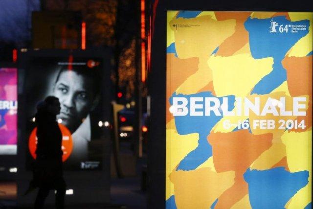 La ville de Berlin s'est drapée pour la... (Photo: Reuters)