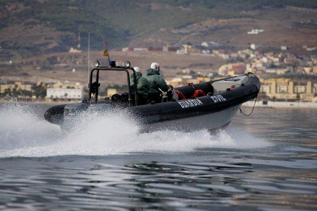 Ceuta constitue avec l'autre enclave espagnole de Melilla,... (PHOTO PIERRE-PHILIPPE MARCOU, ARCHIVES AFP)