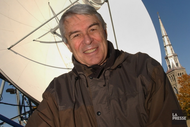 Richard Garneau... (Photo archives La Presse)