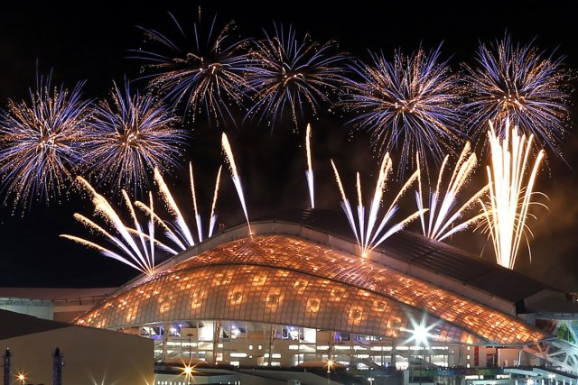La cérémonie d'ouverture des Jeux de Sotchi aura lieu aujourd'hui alors... (Photo Alexander Demianchuk, Reuters)