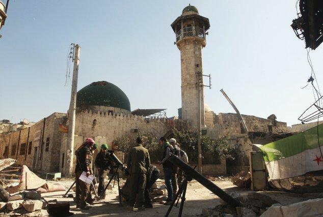 Les rebelles tentaient depuis des mois, à coups... (Photo Reuters)