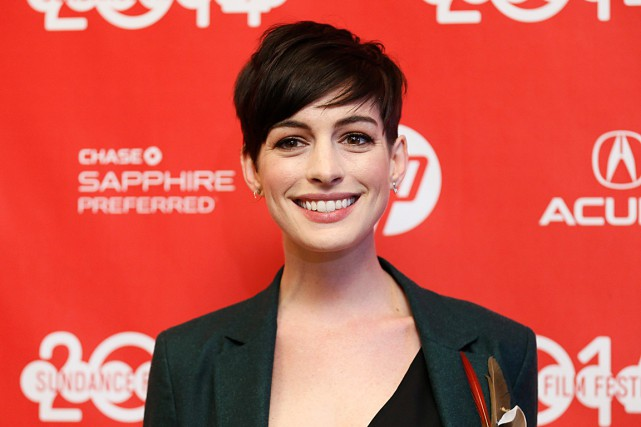 Anne Hathaway... (PHOTO ARCHIVES AP)