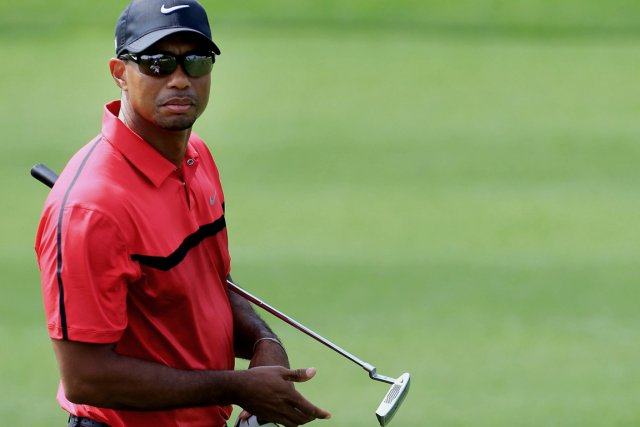 Tiger Woods... (Photo archives Associated Press)
