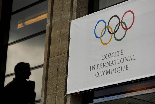 Un dirigeant senior du mouvement olympique chinois a été élu vice-président du... (Photo Fabrice Coffrini, AFP)