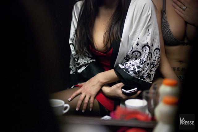 La femme, aujourd'hui âgée de 18 ans, a... (Photo Archives La Presse)