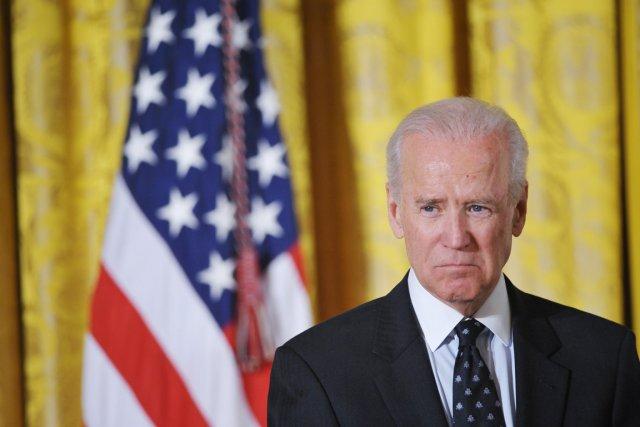 Sénateur du Delaware pendant 36 ans et successivement... (PHOTO MANDEL NGAN, ARCHIVES AFP)