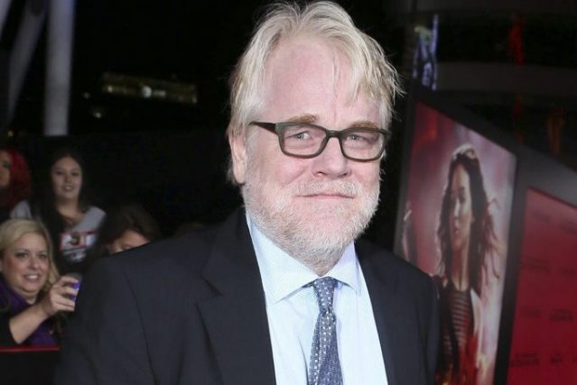 Philip Seymour Hoffman à la première de The... (Photo: AP)