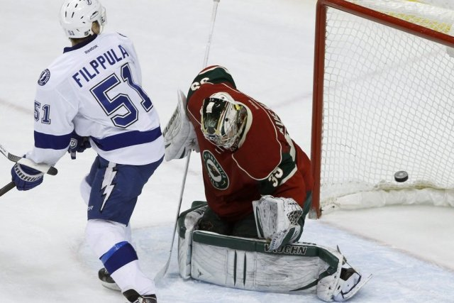 Valtteri Filppula (51)... (Photo Ann Heisenfelt, Associated Press)