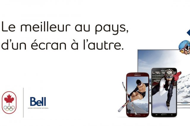 Outre Bell, Air Canada, BMW, Canadian Tire, Chevrolet,...