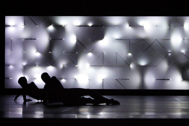 Les 10 danseurs de la pièce FAR sont... (Photo fournie par Danse Danse)