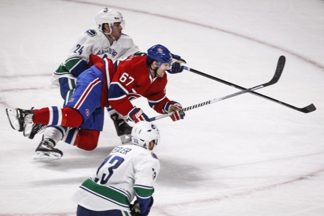 Dans sa façon de jouer, le Canadien est... (PHOTO OLIVIER PONTBRIAND, LA PRESSE)