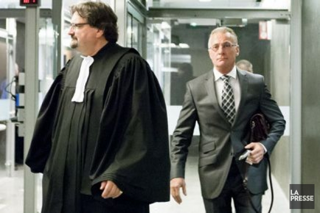 Tony Mucci est inculpé de dix chefs d'accusation... (Photo: Ninon Pednault, La Presse)