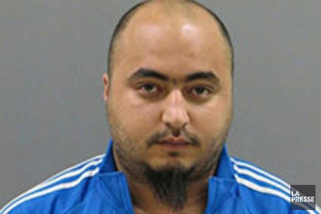 Ali Awada, âgé de 26 ans, appartient à... (Photo La Presse)