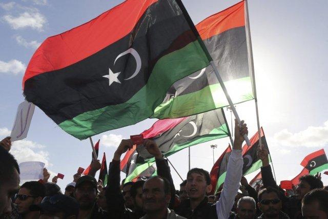 L'ex-procureur général libyen, Abdelaziz al-Hasadi, a été assassiné samedi soir... (PHOTO ESAM OMRAN AL-FETORI, REUTERS)