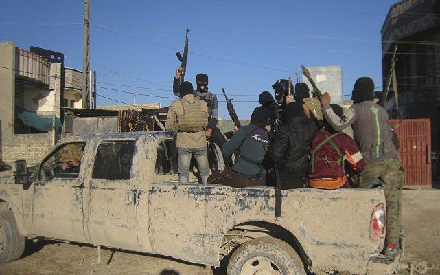 Dans la ville de Touz Khourmatou, où vivent... (Photo REUTERS)