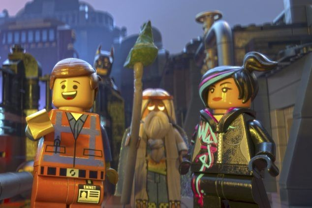 The Lego Movie... (Photo: fournie par Warner Bros.)