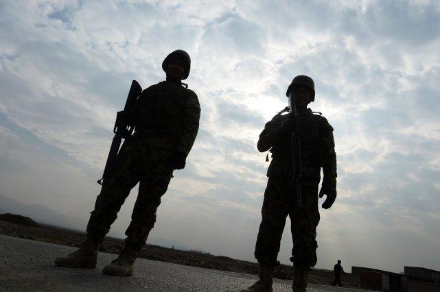 L'Afghanistan est entré dans une période d'incertitudes à... (Photo SHAH MARAI, AFP)