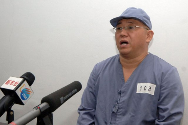 L'Américain Kenneth Bae, détenu en Corée du Nord... (Photo: Reuters)