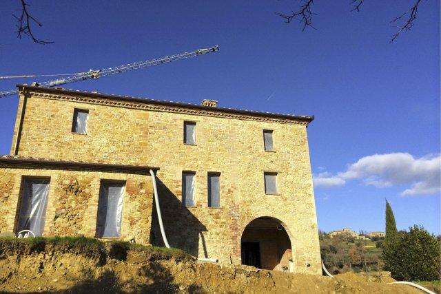 La villa italienne de Debbie Travis en rénovation.... (Photo fournie par Debbie Travis)