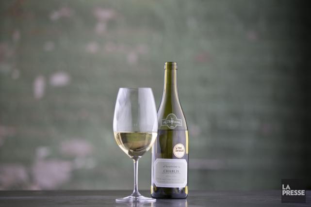 Les chablis sont des vins blancs pour ainsi dire... longilignes, délicats,... (Photo Hugo-Sebastien AUBERT, La Presse)