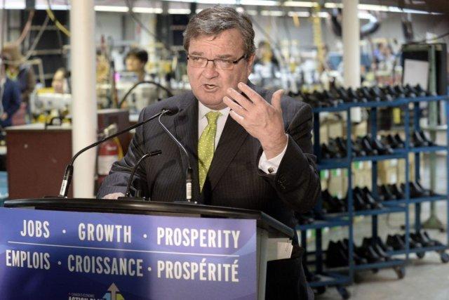À son arrivée aux commandes du ministère des Finances, Jim Flaherty hérite... (PHOTO AARON HARRIS, REUTERS)