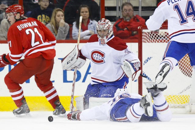 Carey Price s'est offert une autre bonne performance... (Photo James Guillory, USA Today)