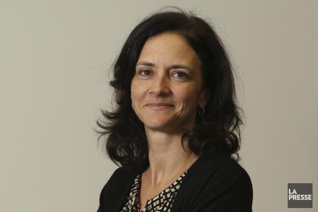 Christine Décarie est vice-présidente principale, gestionnaire de portefeuille... (PHOTO MARTIN CHAMBERLAND, LA PRESSE)